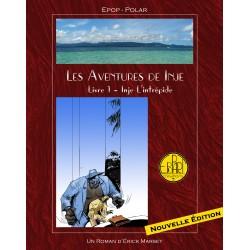 Les aventures de Inje - Polar en série d'Erick Marset